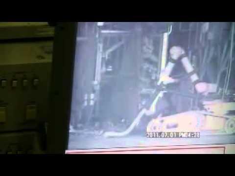 Poor Robot Vacuum Has To Suck Fukushima's Radioactive Trash