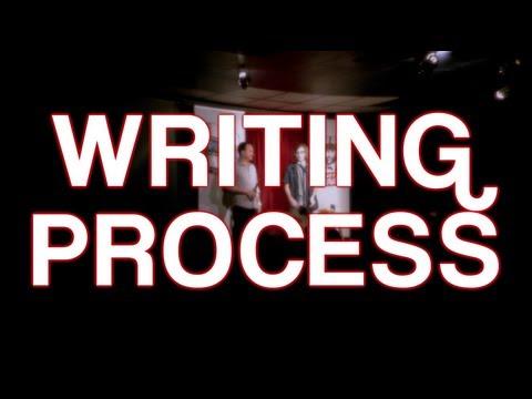 Comedic Views - Writing Process