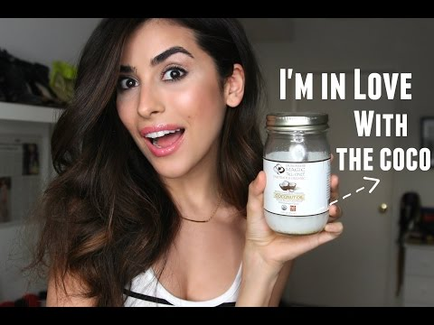 Video 10 Uses for Coconut Oil (Beauty Secret!)
