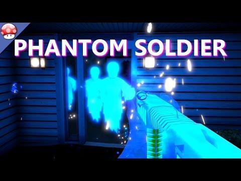Phantom Soldier Gameplay (PC HD)