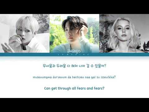 A Brand New Day (BTS world ost part 2🌍 )-BTS,Zara Larsson