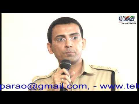 Goal |Vikramjit Duggal |TELUGU IMPACT Nalgonda 2016