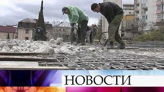 В Крыму активно взялись за незаконную застройку, проблемы с которой копились с украинских времен.