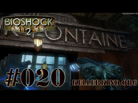 Bioshock 2 [HD|60FPS] #020 - Hausbesuch bei Fontaine ★ Let's Play Bioshock 2