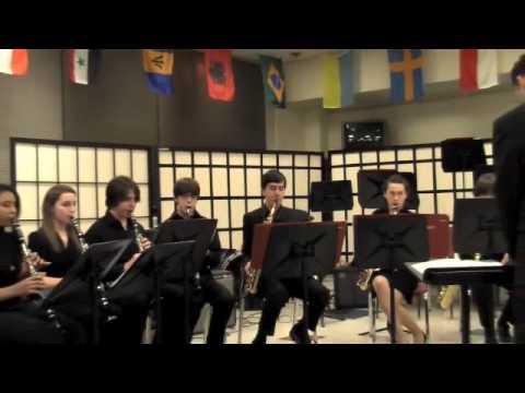 Masuk Wind Ensemble-Woodwind Section: Windfall