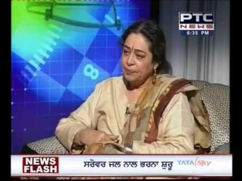 vdflor: Kirron Kher Interview | Chandigarh BJP Candidate