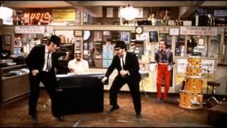 Ray Charles and The Blues Brothers Shake A Tailfeather