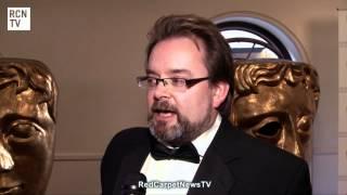 Sherlock Editing Fiction Winner Interview - BAFTA TV Craft Awards 2012