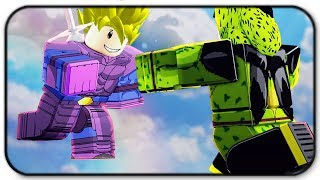 ROBLOX] Dragon Ball Z Final Stand | Perfect Cell Appears