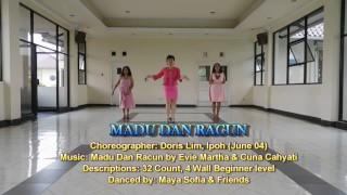Madu Dan Racun Line Dance