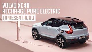 Volvo XC40 Recharge Pure Electric - Apresentação