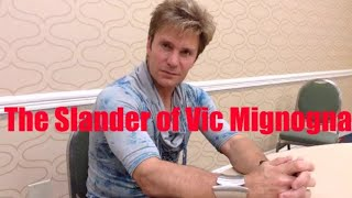 #IStandWithVic || The Slander and Agenda against Vic Mignogna, and Rooster Teeth's horrid response
