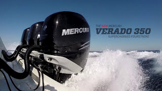 Mercury Marine Unleashed - Verado 350 and Mercury Racing Verado 400R.