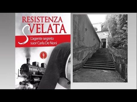 GENOVA : PRESENTATO IL LIBRO DI DANIELE LA CORTE RESISTENZA SVELATA