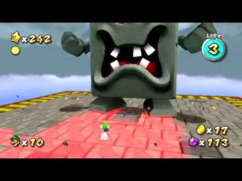 Super Mario Galaxy 2: Return of the Whomp King