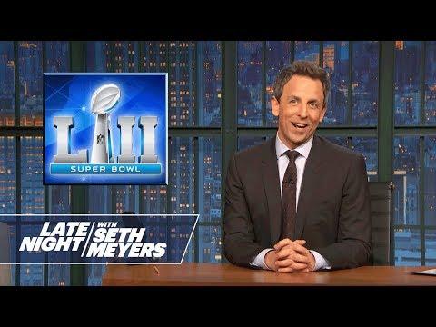 Hey! Super Bowl Edition