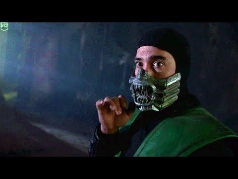 Liu Kang vs Reptile | Mortal Kombat