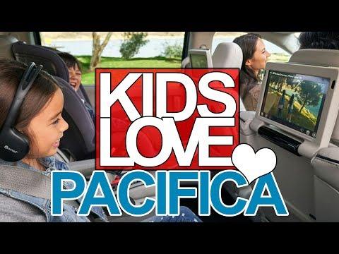 Kids & Pets Love Chrysler Pacifica! | Minivan Partnerships | Kendall, FL