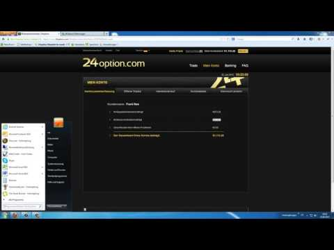 Binary option robot minimum deposit