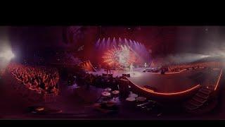 "Queen + Adam Lambert - VR The Champions ""All we hear is..."""