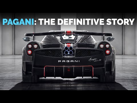 Pagani: The Definitive Story Of Zonda, Huayra and Horacio Pagani | Carfection 4K