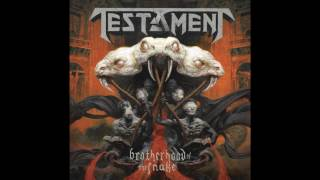 Testament 'Born In A Rut'