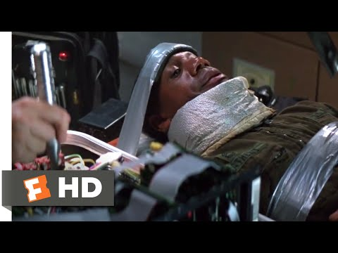 Executive Decision (1996) - Decoy Bomb Scene (5/10) | Movieclips