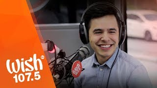 <b>David Archuleta</b> Performs Up All Night LIVE On Wish 1075 Bus