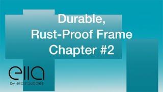 Durable Rustproof Walk-in Tub Frame
