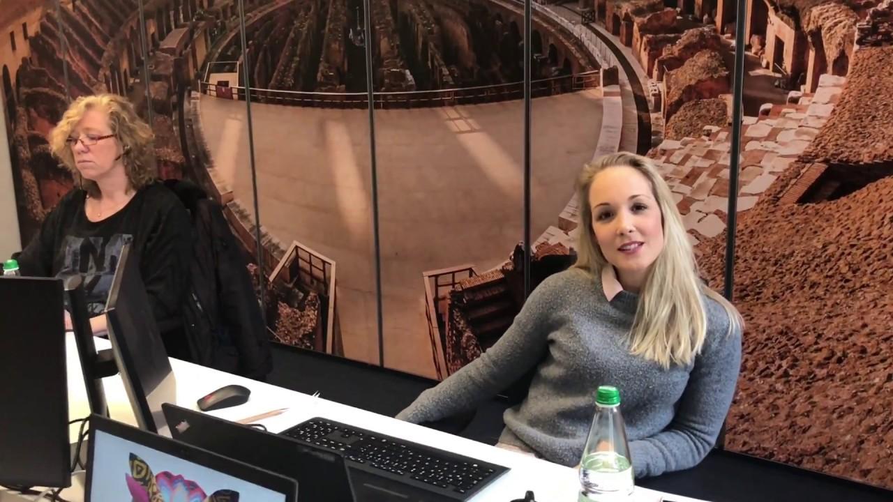 9 Gladiotorenzimmer | Office Tour | Arbeiten bei Gundlach
