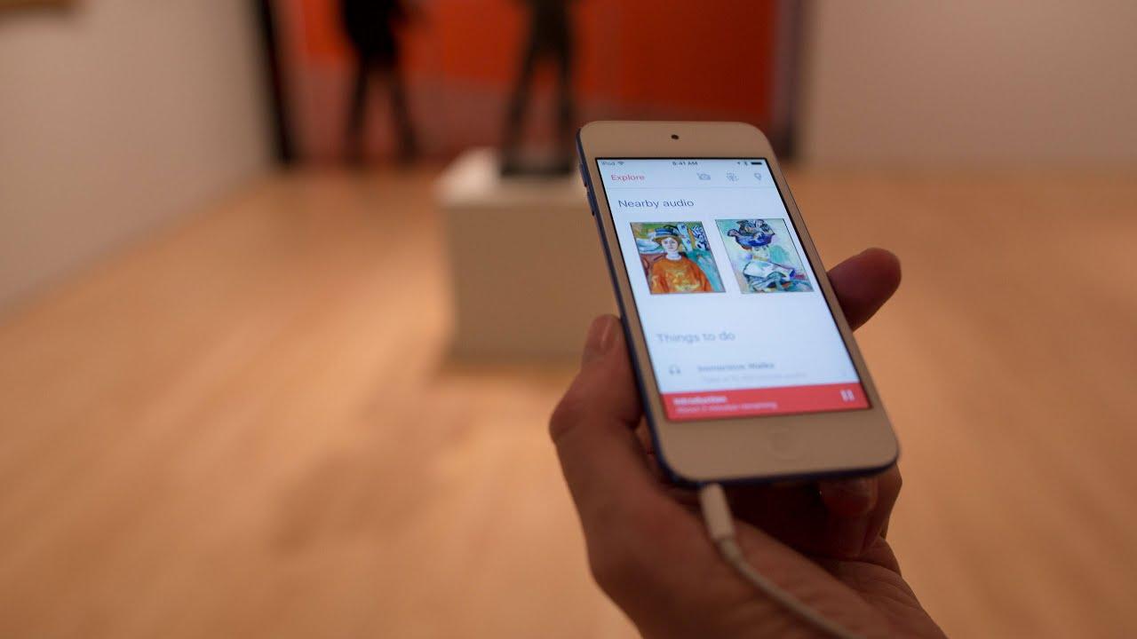 Detour's high-tech audio tours come to museums thumbnail