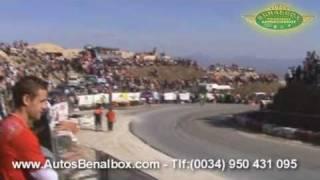 preview picture of video 'Subida del Marmol-Macael-AutosBenalbox-2010-001x'