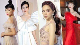 Hương Giang, Hòa Minzy hay Ai mới là Spotlight thảm đỏ của NTK Lý Quí Khánh?