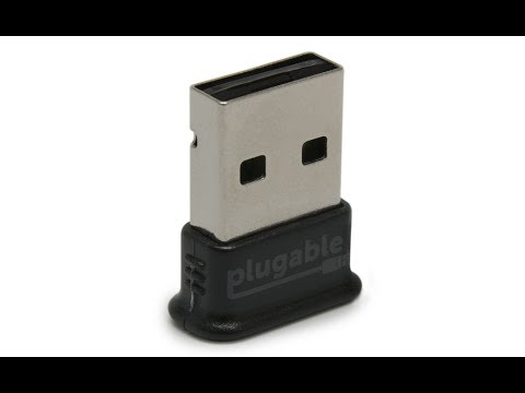 My Plugable USB Bluetooth 4.0 Low Energy Micro Adapter Review
