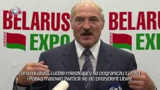 A. Łukaszenka: To moi Polacy! (2)  www.wilnoteka.lt