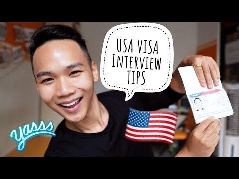 Mình đã đậu Visa Mỹ du lịch tự túc như thế nào?