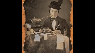 Occupational Daguerreotype Portraits From The 1840's and 1850's: Part 1