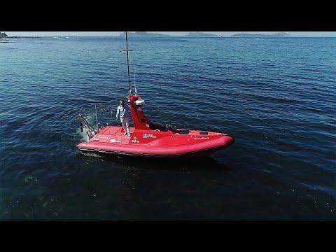 OCEAN 2020: Drones στην υπηρεσία της Άμυνας της Ε.Ε.