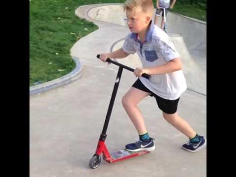 Shrewsbury skatepark # short vlog