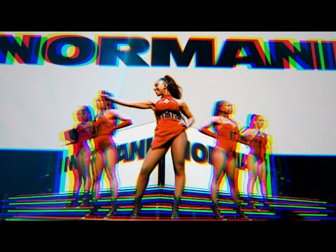 "Normani Performs ""Motivation"" at The Prudential Center raw video"