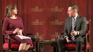 Peter Thiel - On China Trade War