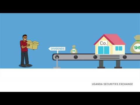 Explainer Video for Uganda Securities Exchange