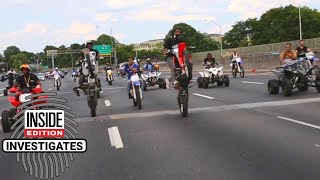 Dangerous Dirt Bikers Invade City Streets Across the Country