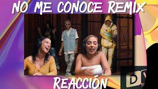 [Reaccion] Jhay Cortez, J. Balvin, Bad Bunny   No Me Conoce (Remix)   Just Vlogging   Dominivlog