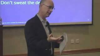 2/15/11: Financial Modeling/Management