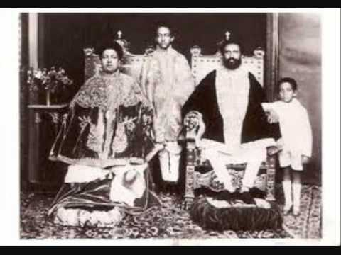 King Selassie I - RasTakura -Signature Records.wmv