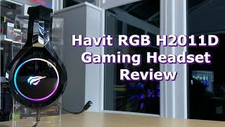 Havit RGB H2011D Gaming Headset review