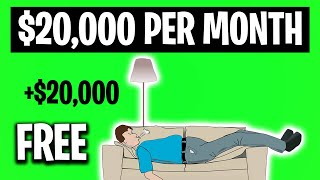 Earn $20,000 PER MONTH With One Website Make Money Online | Ryan Hildreth