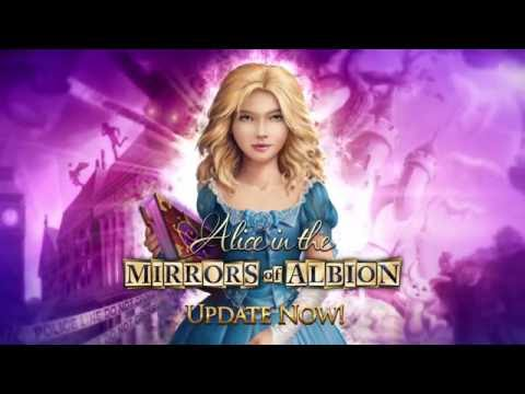 Alice in the Mirrors of Albion - Update 5.0: Welcome to the Mirror World!