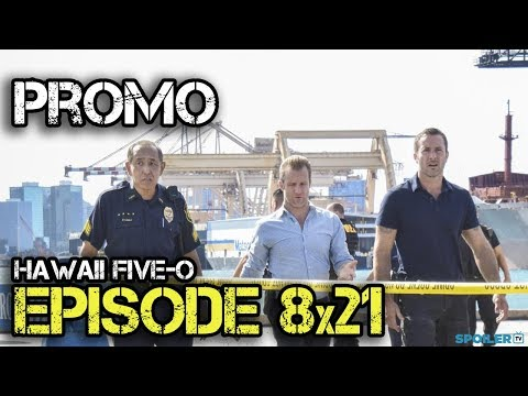 Hawaii Five-0 8.21 Preview
